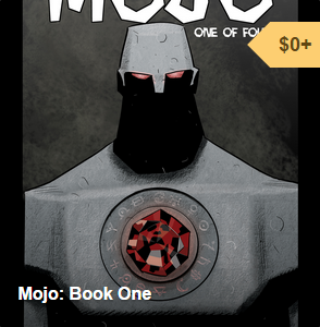 Mojo_Book_One_On_Indiegogo_By_Everett_Downing